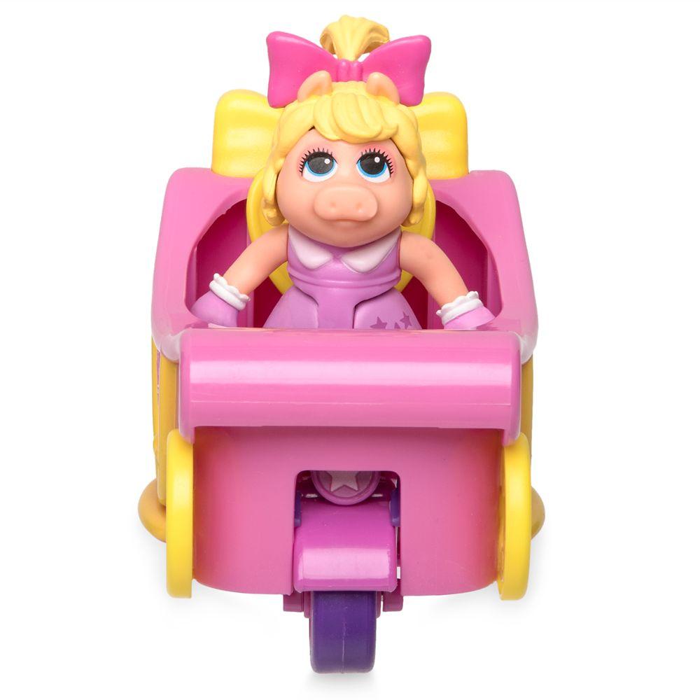 Miss Piggy Trike & Carriage – Muppet Babies