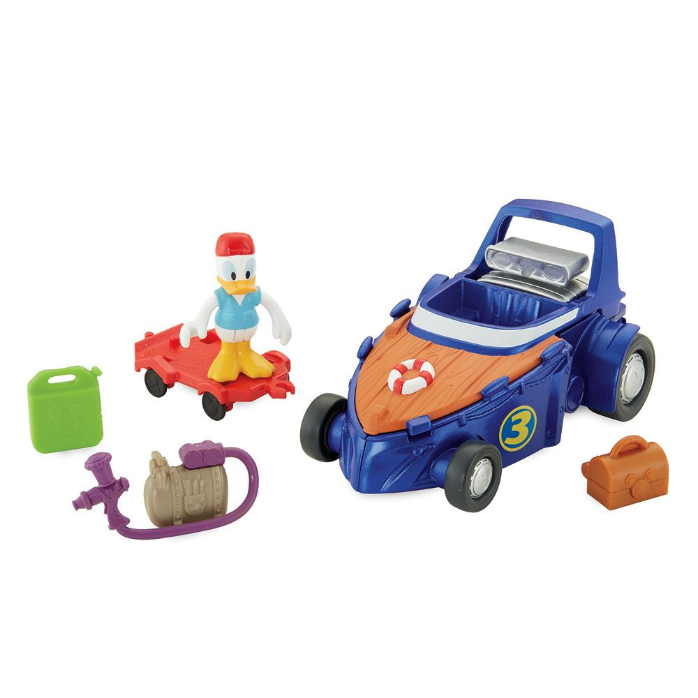 Donald Duck Fix It Station – Mickey and the Roadster Racers