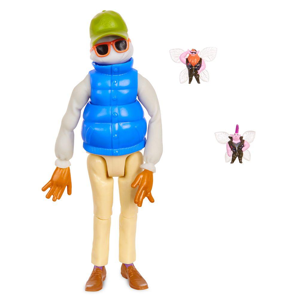 Wilden Lightfoot Action Figure – Onward