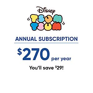 ''Tsum Tsum'' Annual Subscription