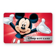 TaDa Mickey Mouse Disney Gift Card eGift