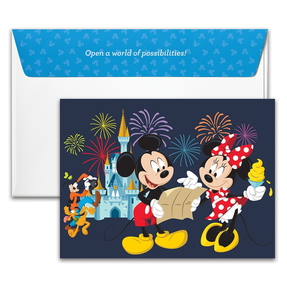 Fireworks Fantasy Disney Gift Card