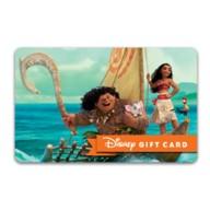 Moana Disney Gift Card