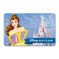 Belle Disney Gift Card – Beauty and the Beast