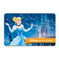 Cinderella Disney Gift Card