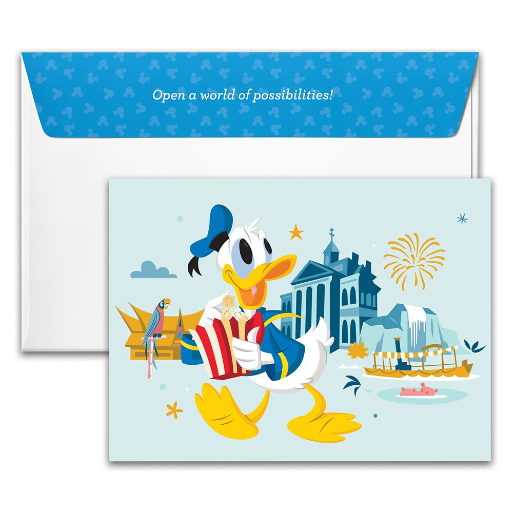 Donald Duck Disney Gift Card – Disneyland