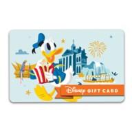 Donald Duck Disney Gift Card – Disneyland