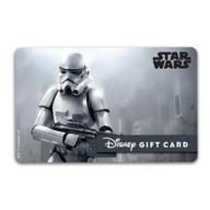 Stormtrooper Disney Gift Card – Star Wars