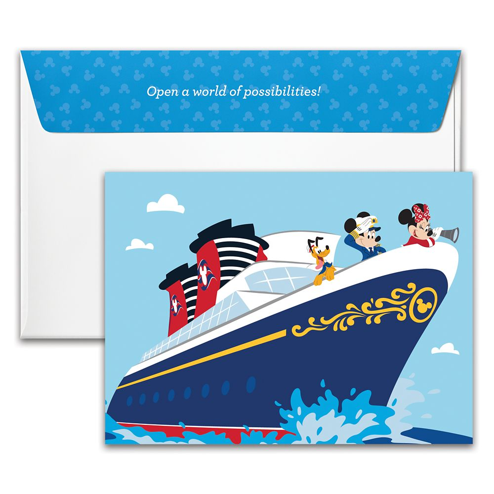 Captain Mickey Mouse and Friends Disney Gift Card