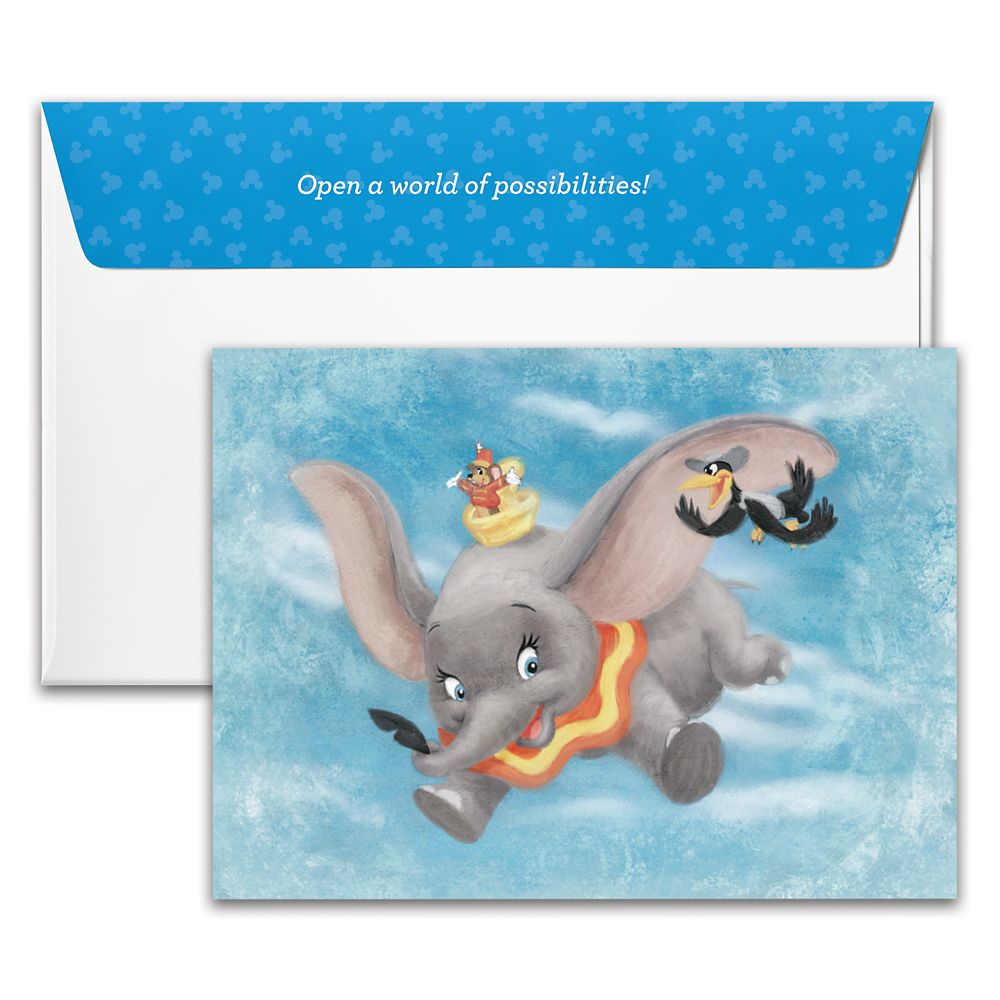 Dumbo Disney Gift Card