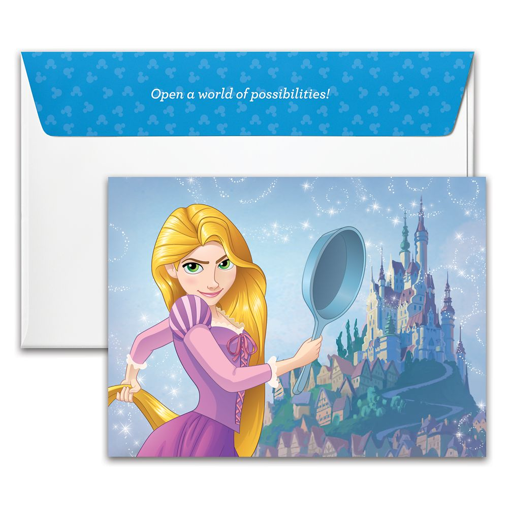 Rapunzel Disney Gift Card