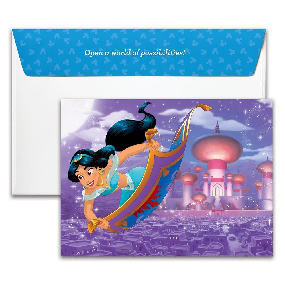 Jasmine Disney Gift Card