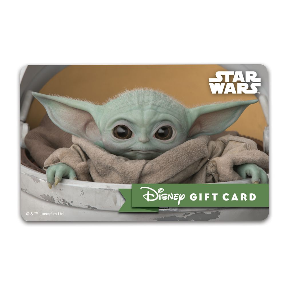 The Child Disney Gift Card – Star Wars: The Mandalorian
