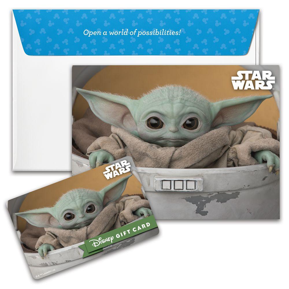 The Child Disney Gift Card – Star Wars: The Mandalorian