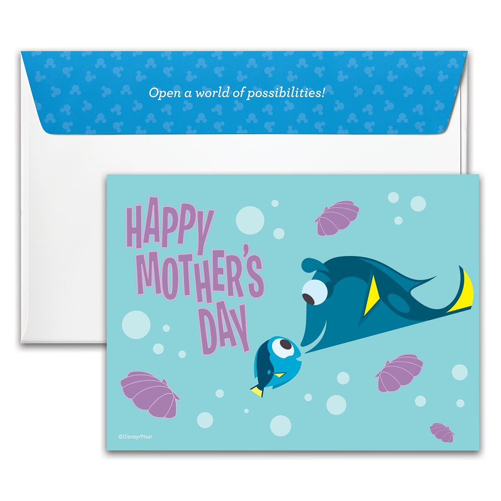 Dory ''Happy Mother's Day'' Disney Gift Card