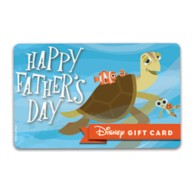 Finding Nemo Happy Father's Day Disney Gift Card