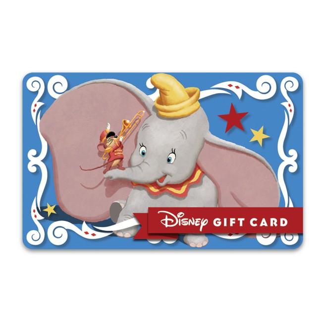 Dumbo Disney Gift Card