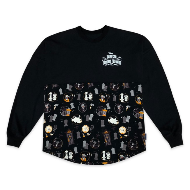D23 Gold Member Muppets Haunted Mansion Spirit Jersey for Adults – Limited Release