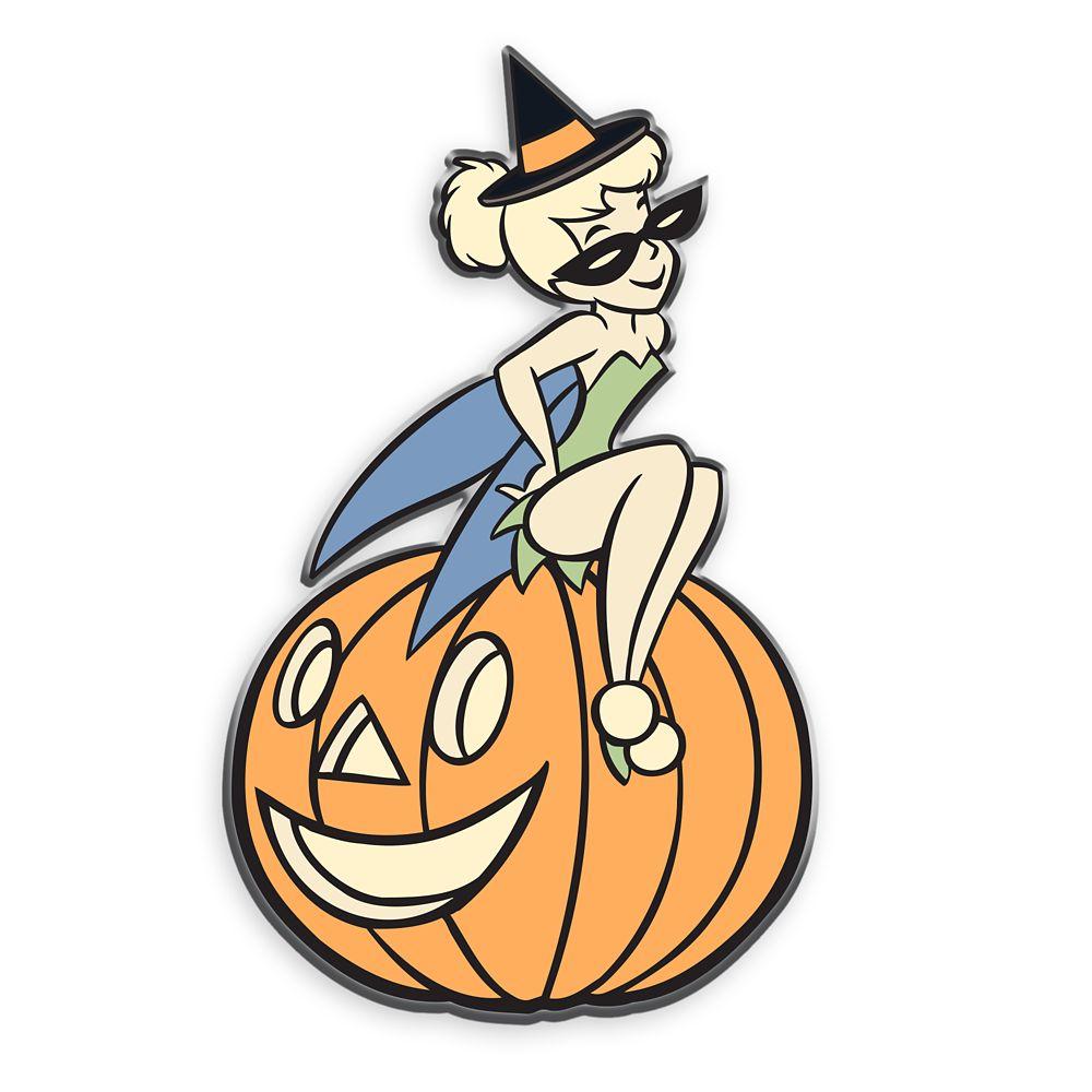 D23 Tinker Bell Pumpkin Pin – Limited Edition