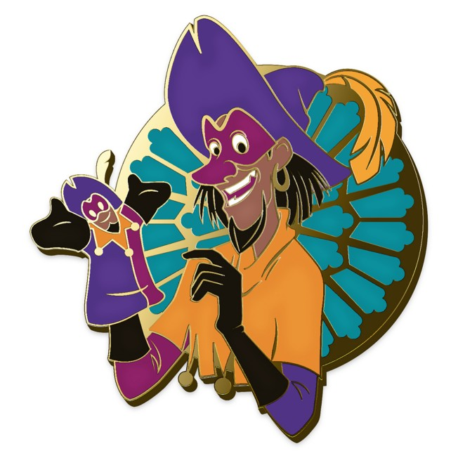 D23 Exclusive Clopin Pin – The Hunchback of Notre Dame 25th Anniversary