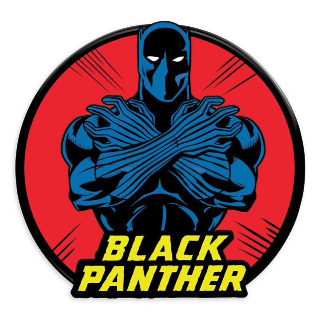 D23 Exclusive Marvel's Black Panther 55th Anniversary Pin – Limited Edition