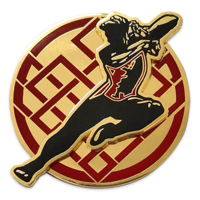 D23-Exclusive Shang-Chi and the Legend of the Ten Rings Pin