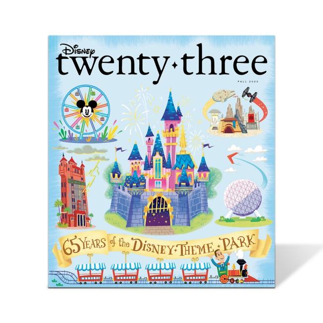 Disney twenty-three 2020 Fall Issue