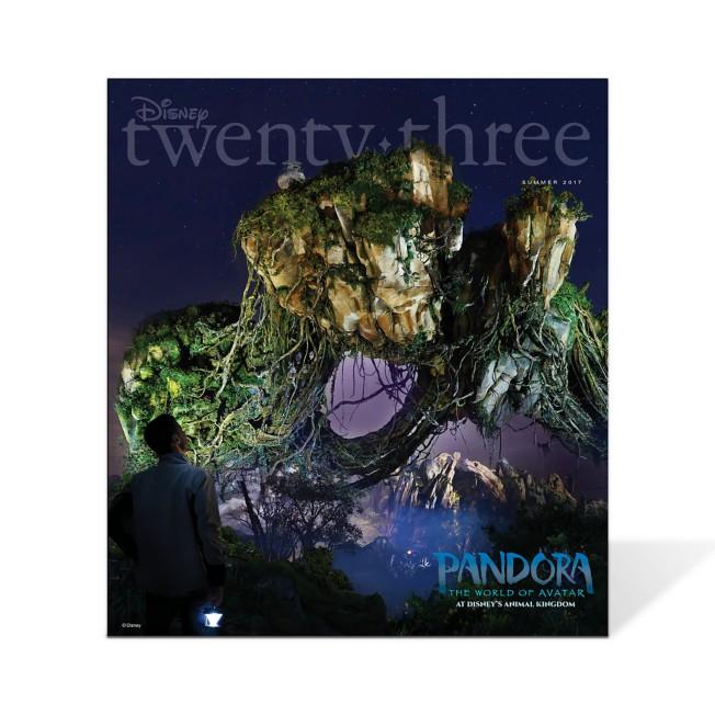 Disney twenty-three 2017 Summer Issue