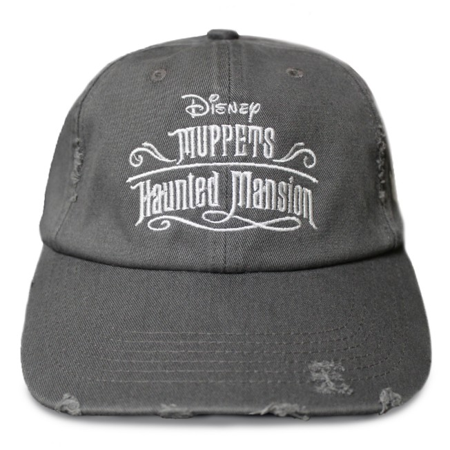 D23 Gold Member Muppets Haunted Mansion Baseball Cap for Adults – Limited Release