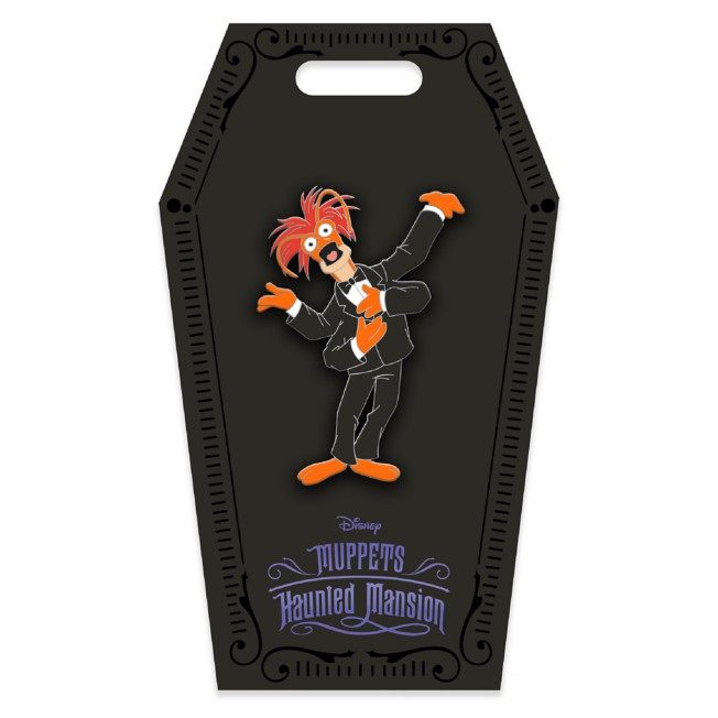 D23 Gold Member Tuxedo Pepé Pin – Muppets Haunted Mansion – Limited Edition