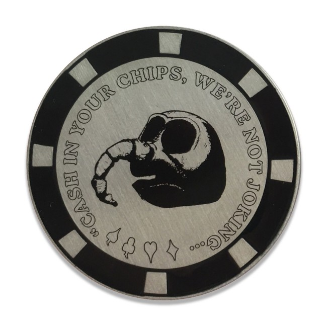 D23 Gold Member ''Life Hereafter'' Collectible Coin – Muppets Haunted Mansion – Limited Release