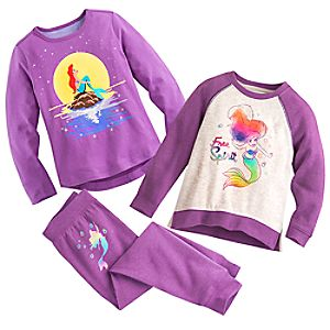 Ariel Warm Playclothes Collection