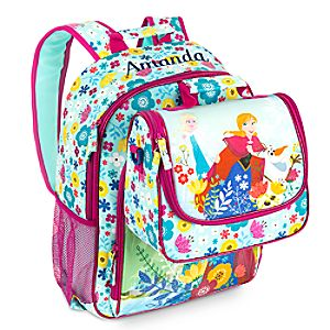 Frozen Backpack and Lunch Tote Collection