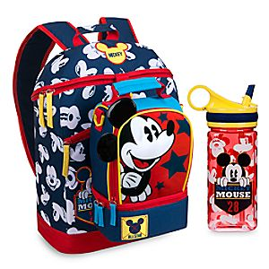 Mickey Mouse Back to School Collection