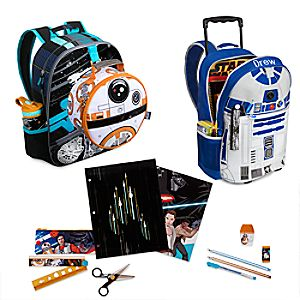 Star Wars Back to School Collection