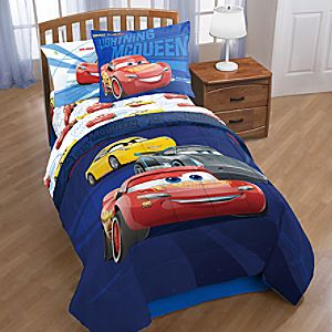 Cars 3 Bedding Collection