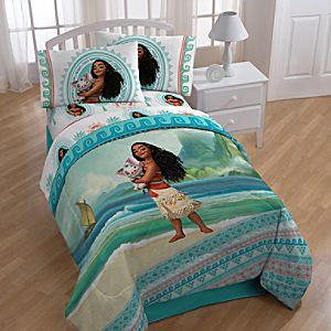 Disney Moana Bedding Collection Disney Store