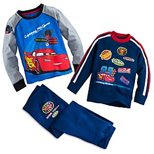 Cars Warm Playclothes Collection