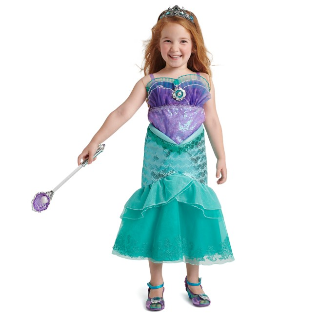 Ariel Costume Collection for Kids