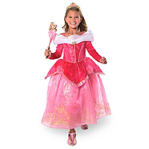 Aurora Deluxe Costume Collection for Kids