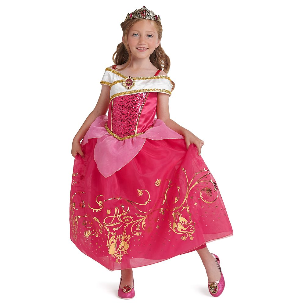 Aurora Costume Collection for Kids