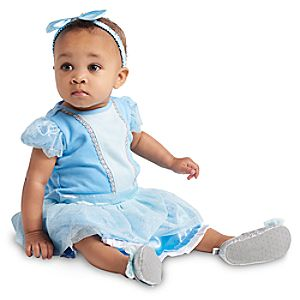 Cinderella Cuddly Costume Bodysuit Collection for Baby