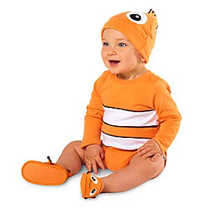 Nemo Costume Bodysuit Collection for Baby