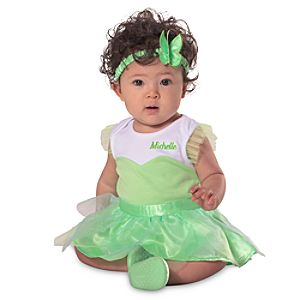 Tinker Bell Costume Bodysuit Collection for Baby