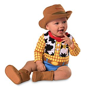 Woody Costume Bodysuit Collection for Baby