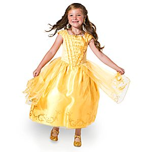 Belle Costume Collection for Kids - Live Action Film