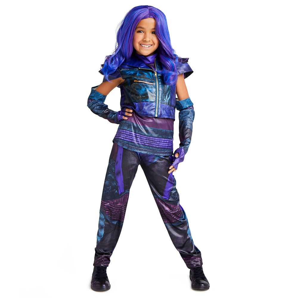 Mal Costume Collection for Girls