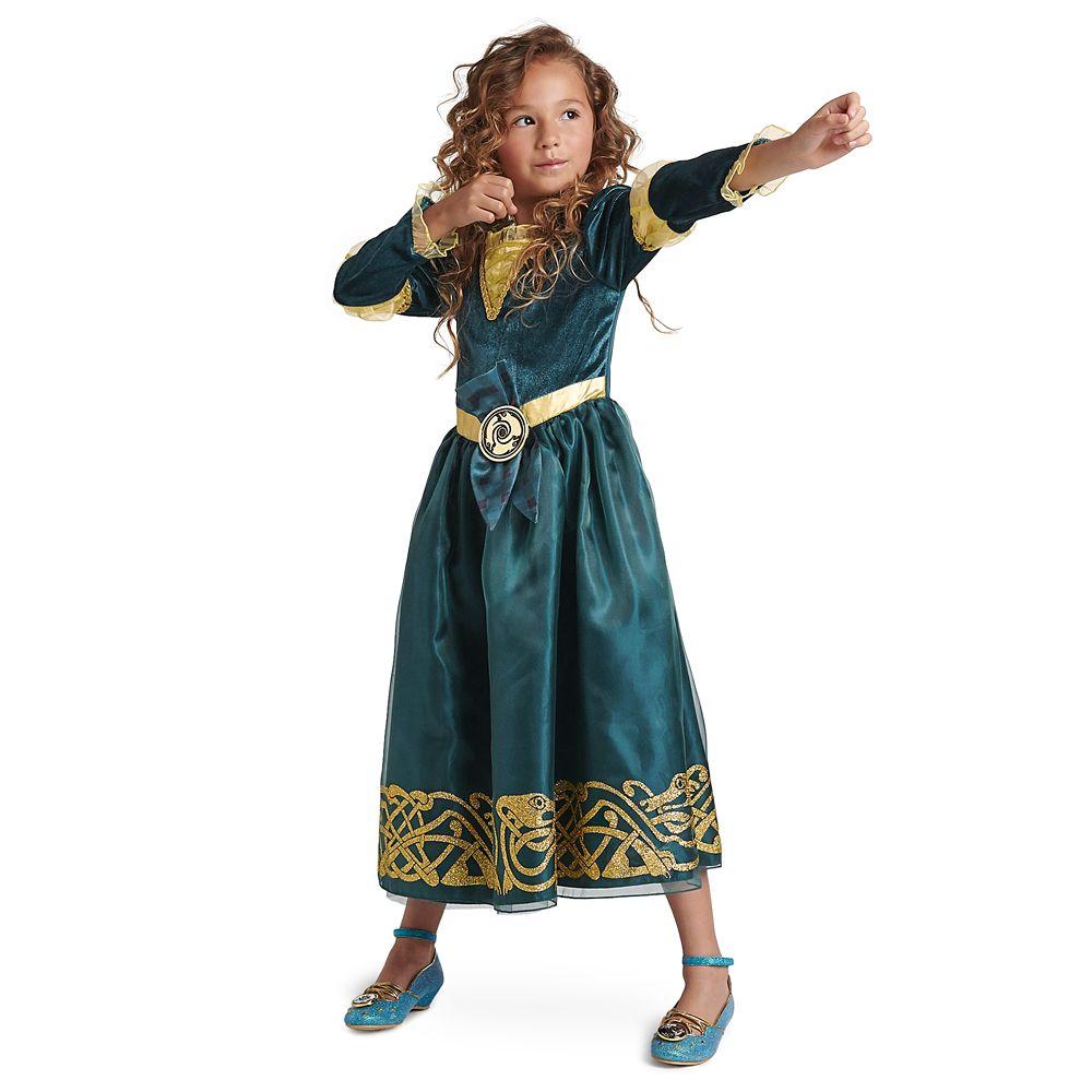 디즈니 할로윈 코스튬 메리다와 마법의 숲 메리다 코스튬 어린이용 Disney Merida Costume Collection for Kids