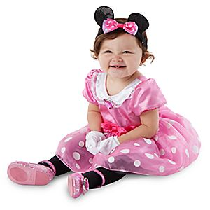 Minnie Mouse Costume Collection for Baby