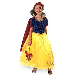Snow White Deluxe Costume Collection for Kids